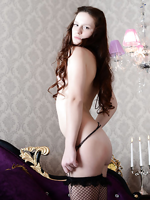 Showy Beauty  Roza  Ass, Brunettes, Amazing